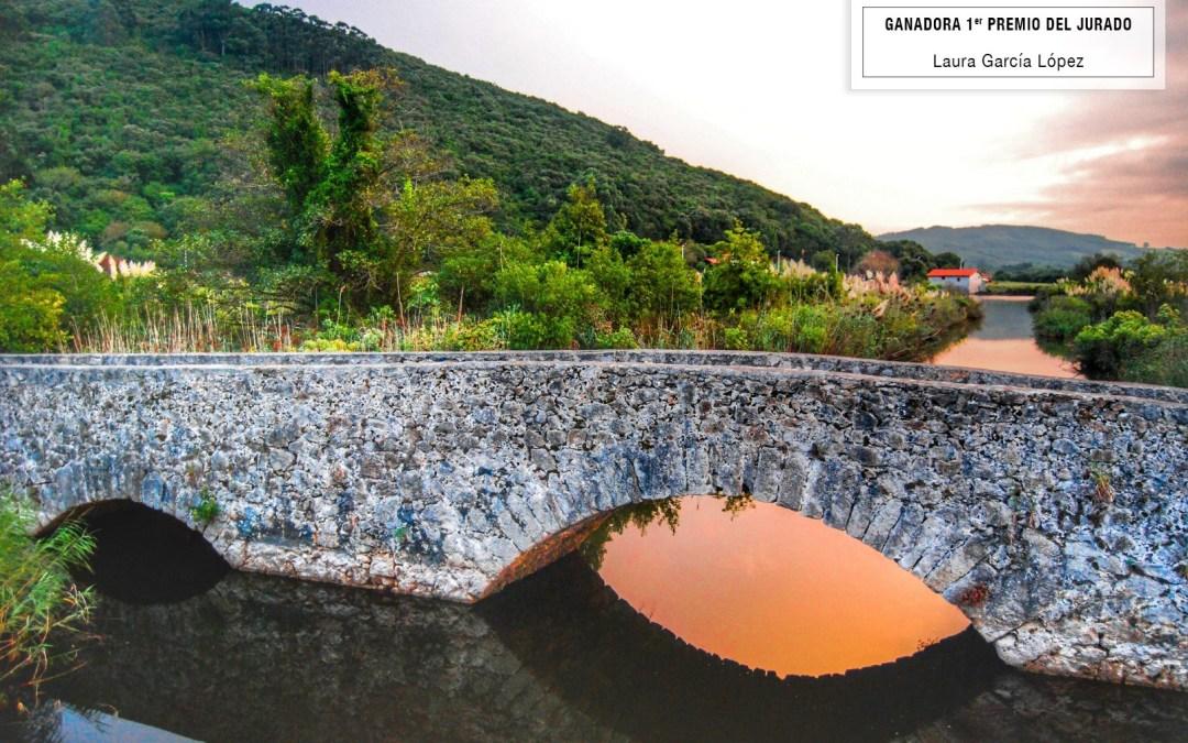 Eduardo Suárez y Laura García, ganadores del primer concurso de fotografía medioambiental organizado por IHCantabria en el proyecto CONVIVELIFE