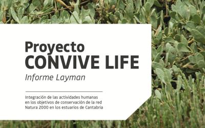 El proyecto llega a su fin, y presenta su Informe Layman.