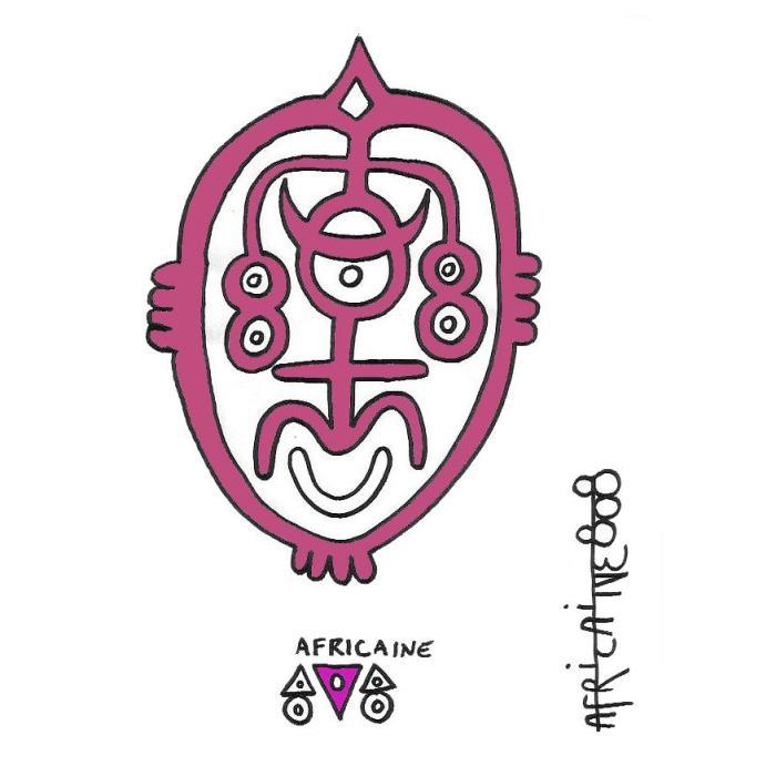 Visuel Africaine 808