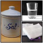 Remedio casero de como curar orzuelos con compresas de agua y sal
