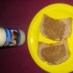 Tostadas de pan de espelta integral sin levadura ni masa madre con aceite de coco…