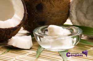 aceite de coco, superalimentos y candidiasis
