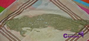 arcilla verde para el dolor de garganta