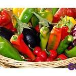 Lista de alimentos permitidos para las cándidas. Parte 1