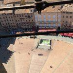 イタリア観光〜シエナの見所その2 マンジャの塔・パーリオなど
