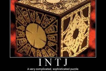 INTJ - Mastermind