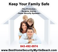 Home Security Myrtle Beach