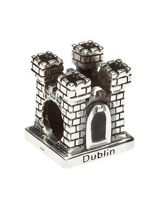Dublin Castle Silver Charm