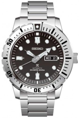 Seiko 200M divers watch (stainless steal)