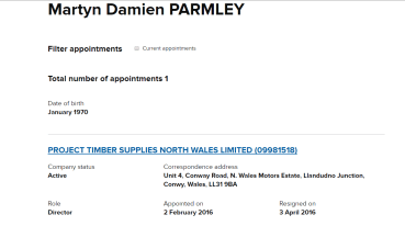 DC Martyn Parmley North Wales Police Corruption
