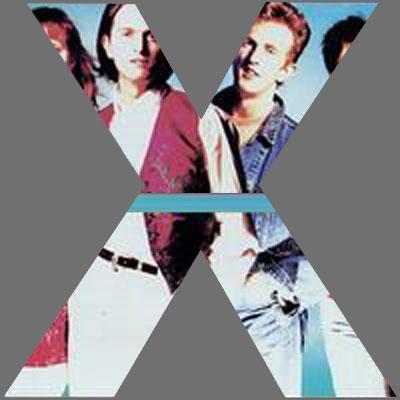 CoverX1987