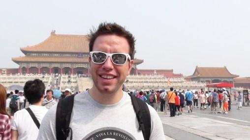 De verboden stad bezoeken in Beijing (Peking)
