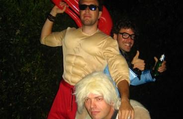 """Themafeestje houden """"Superhelden"""""""