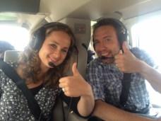 Helikopter vlucht maken, IJsland. Puur geluk, RTL4, Endemol, Staatsloterij, IJsland, Dimitri, Inge van Dillen