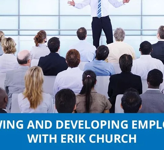 Ep. 02 – Growing And Developing Employees with Erik Church