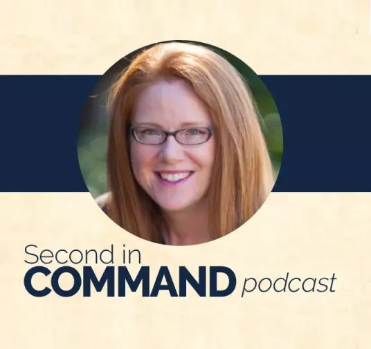 Second In Command Podcast - Erin Rand (COO Alliance)