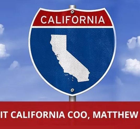 Ep. 38 - Visit California COO, Matthew Sabbatini