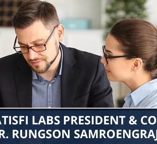 Ep. 56 - Satisfi Labs President & COO, Dr. Rungson Samroengraja