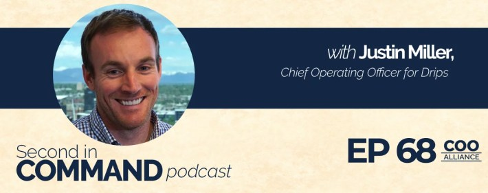 Second in Command: The Chief Behind the Chief Podcast | COO Alliance