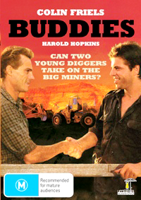 Buddies inspiring DVD release