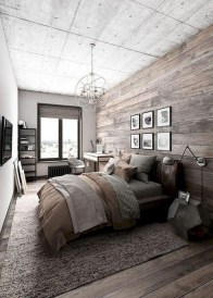 Amazing Rustic Farmhouse Master Bedroom Ideas 22