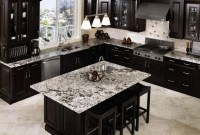 Attractive Black And White Kitchen Cabinet Ideas 40