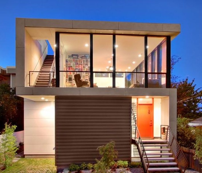 Best Small Modern Home Design Ideas On A Budget 13