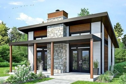 Best Small Modern Home Design Ideas On A Budget 25