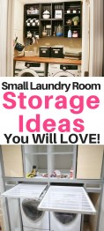 Genius Laundry Room Storage Organization Ideas 11