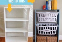 Genius Laundry Room Storage Organization Ideas 16
