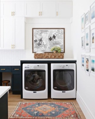 Genius Laundry Room Storage Organization Ideas 33