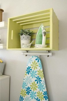 Genius Laundry Room Storage Organization Ideas 41