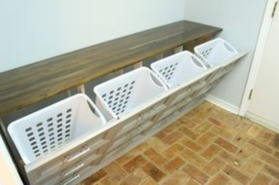 Genius Laundry Room Storage Organization Ideas 49