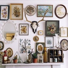 Gorgeous Wall Decor Collections For Your Apartment 02