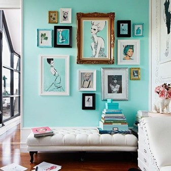 Gorgeous Wall Decor Collections For Your Apartment 31