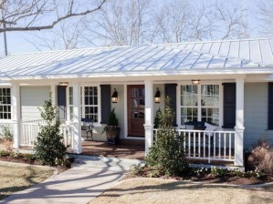 Great Front Porch Addition Ranch Remodeling Ideas 15