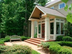 Great Front Porch Addition Ranch Remodeling Ideas 28
