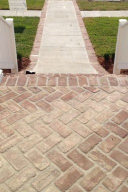 Stunning Front Yard Path Walkway Design Ideas 50