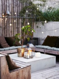 Amazing Backyard Seating Design Ideas 22