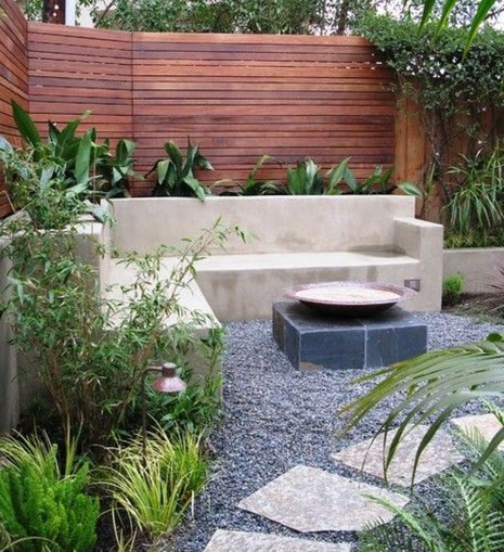 Amazing Backyard Seating Design Ideas 23