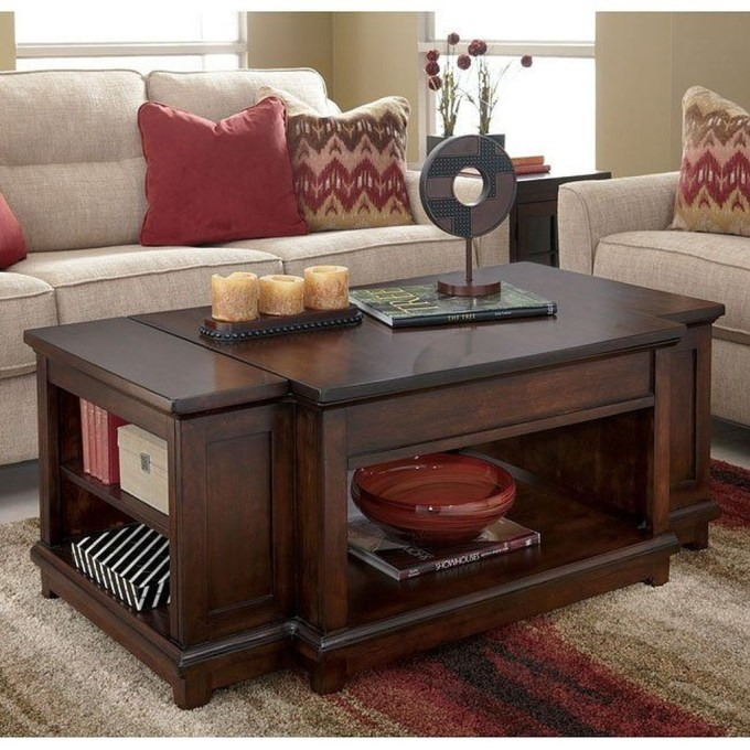 Amazing Coffee Table Ideas Get Quality Time 23