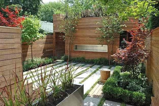 Amazing Scandinavian Backyard Landscaping Ideas 06
