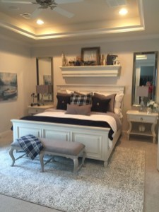 Awesome Farmhouse Style Master Bedroom Ideas 42