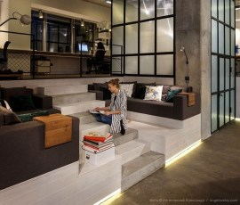 Beautiful Contemporary Office Design Ideas 43