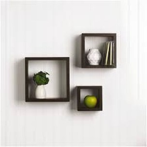 Cheap Decorative Box Shelves Ideas 20