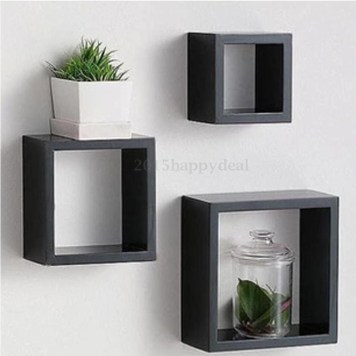 Cheap Decorative Box Shelves Ideas 32