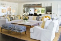 Comfy Coastal Themed Living Room Decorating Ideas 39