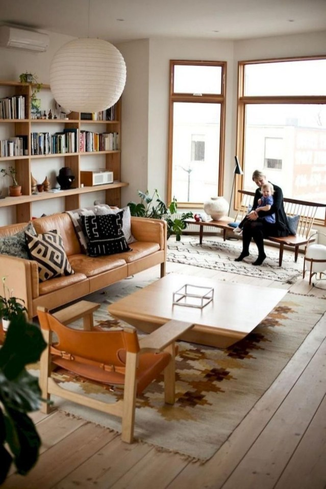 Creative Scandinavian Living Room Ideas 44