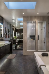 Fancy Modern Master Bathroom Ideas 21