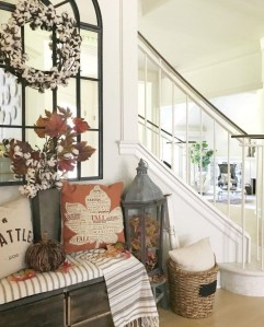 Fascinating Fall Home Tour Decor To Inspire 02